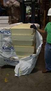 PIR foam from Kingspan