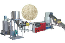EPS/PET/PE/PP water ring pelletizing system
