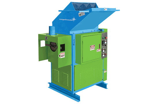 EPS/ EPE/ EPP foam hot melt densifier FD-15